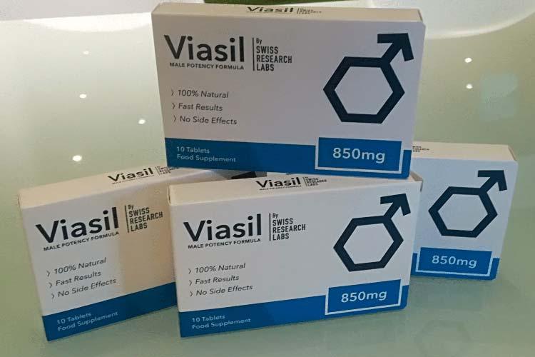viasil dosage